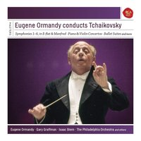 Eugene Ormandy Conducts Tchaikovsky — Eugene Ormandy, The Philadelphia Orchestra
