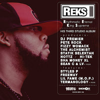 Rhythmatic Eternal King Supreme — Reks