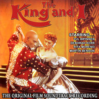 The King And I - The Original Film Sountrack Recording — Marni Nixon