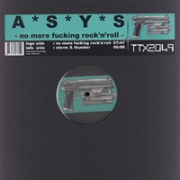 No More Fucking Rock´n´Roll — A.S.Y.S.
