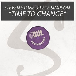 Time To Change — Steven Stone, Pete Simpson