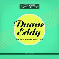 Words Mean Nothing — Duane Eddy