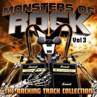 Monsters of Rock - The Backing Track Collection, Volume 3 — Monsters of Rock
