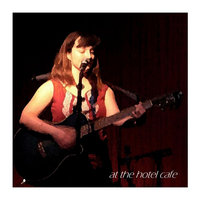 At the Hotel Cafe — Melissa Engleman