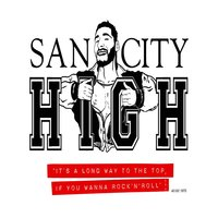 San City High Recommends Part 2. — Hot Pink Delorean