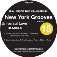 Universal Love -  Funky Junction / EPOL  Remix — Ralphie Dee feat. Black Box