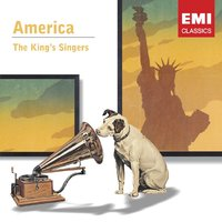 America: Bridge Over Troubled Water — The King's Singers, English Chamber Orchestra, Carl Davis