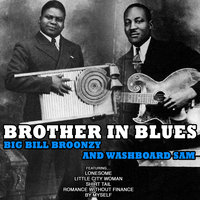 Brother in Blues — Big Bill Broonzy, Washboard Sam, Big Bill Broonzy and Washboard Sam