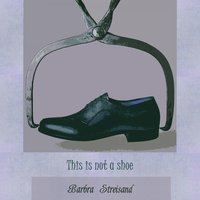 This Is Not A Shoe — Barbra Streisand