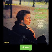 Heritage - Chansons De Louis Aragon - Philips (1961) — Catherine Sauvage