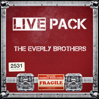 Live Pack - The Everly Brothers - EP — The Everly Brothers