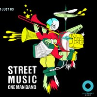 Street Music - One Man Band — сборник