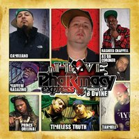 Pharmacy Express — J-Love, Rasheed Chappell, Camiliano, Maffew Ragazino, AG Da Coroner, Timeless Truth