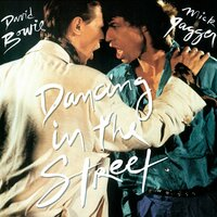 Dancing In The Street E.P. — David Bowie & Mick Jagger