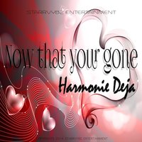 Now That Your Gone — Harmonie Deja