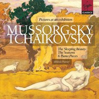 Mussorgsky: Pictures at an Exhibition/Tchaikovsky: The Seasons — Михаил Плетнёв, Модест Петрович Мусоргский