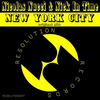 New York City — Nicolas Nucci, Nick In Time