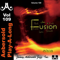 Dan Haerle - Fusion - Volume 109 — Dan Haerle, Mike Myers, Jamey Aebersold Play-A-Long