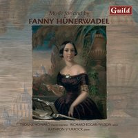 Music for and by Fanny Hünerwadel — Ференц Лист, Franz Abt, Рихард Вагнер, Анри Вьётан, Johann Wenzel Kalliwoda, Heinrich Wilhelm Ernst, Alexander Müller, Wilhelm Baumgartner