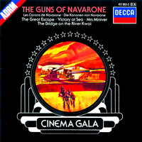 The Guns of Navarone - Music from World War II Films — London Festival Orchestra, Stanley Black, London Festival Chorus, The London Festival Chorus