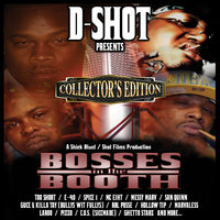 Bosses In the Booth — E-40, MC Eiht, Spice 1, Suga Free, Too $hort, San Quinn