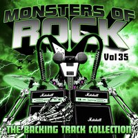 Monsters of Rock - The Backing Track Collection, Volume 35 — Monsters of Rock
