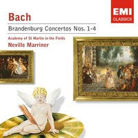 Bach: Brandenburg Concerto Nos 1-4 — Иоганн Себастьян Бах, Sir Neville Marriner, Academy of St. Martin in the Fields, Sir Neville Marriner/Academy of St Martin-in-the-Fields