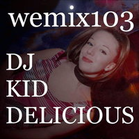 Wemix 103 - California Tech House — 4speakers, DJ Kid Delicious
