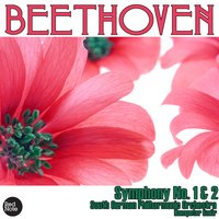 Beethoven: Symphony No. 1 & 2 — South German Philharmonic Orchestra & Hanspeter Gmur