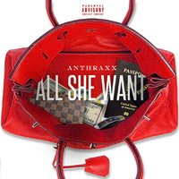 All She Want - Single — Anthraxx