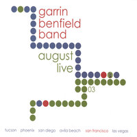 August Live — Garrin Benfield Band