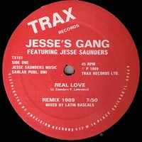 Real Love — Jesse's Gang