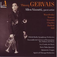 Thierry Gervais Concertos — Thierry Gervais, Allen Vizzutti, Polish Radio Symphony Orchestra