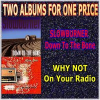 Two Albums for One Price - Slowburner & Why Not — Slowburner, Why Not