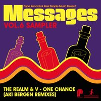 Papa Records & Reel People Music Present: Messages, Vol. 6 Sampler — The Realm & V