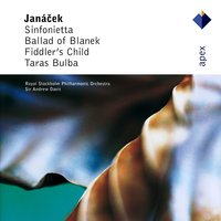 Janácek : Orchestral Works — Леош Яначек, Apex, Royal Stockholm Philharmonic Orchestra