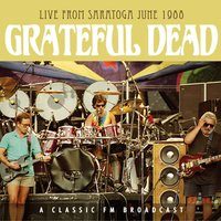Live from Saratoga June 1988 — Grateful Dead