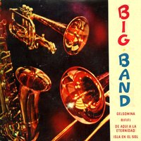 "Vintage Dance Orchestras Nº45 - EPs Collectors ""Big Band"" — Larry Green And His Orchestra"