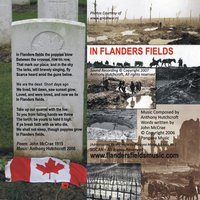 In Flanders Fields — Anthony Hutchcroft