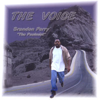 "The Voice — Brandon Perry ""The Psalmist"""