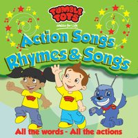 Action Songs: Rhymes & Songs — Tumble Tots