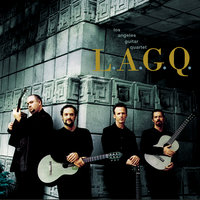 LAGQ — Los Angeles Guitar Quartet