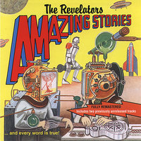 Amazing Stories — Joe Camilleri, Joe Creighton, James Black, The Revelators, Jeffrey Burstin, Peter Luscombe