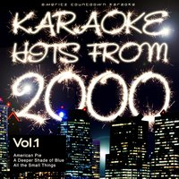 Karaoke Hits from 2000 — Ameritz Countdown Karaoke