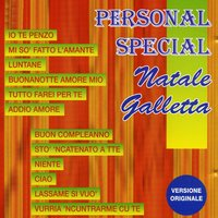 Personal special — Natale Galletta