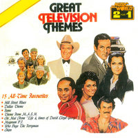 Great Television Themes — Hollywood Session Combo