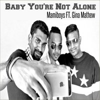 Baby You Are Not Alone (feat. Gina Mathew) — Mamiboys