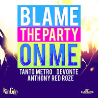 Blame the Party On Me (feat. Anthony Red Roze) - Single — Tanto Metro & Devonte