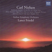 Carl Nielsen: Orchestral Works — Aarhus Symphony Orchestra, Lance Friedel, Карл Нильсен