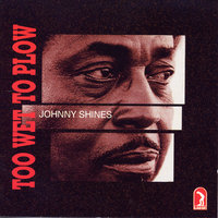 Too Wet To Plow — Johnny Shines